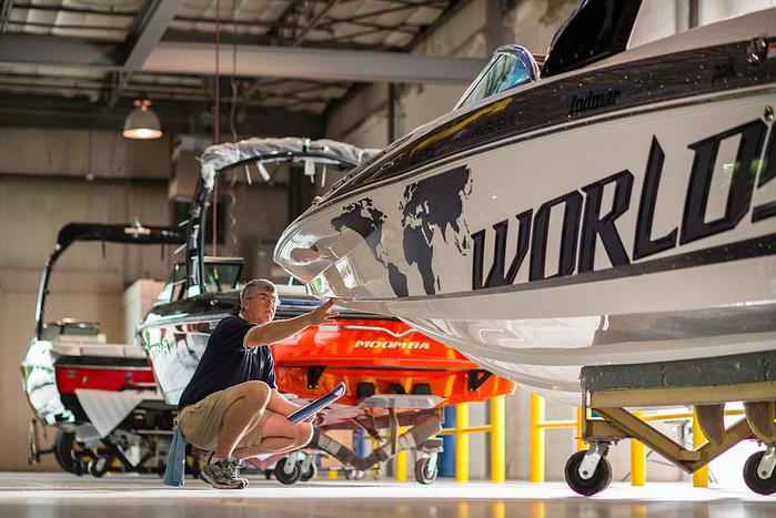 Как построить лучшую в мире лодку?