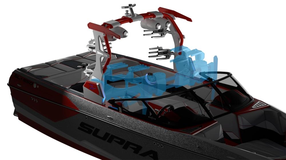 Премьера новой модели - Supra SL!