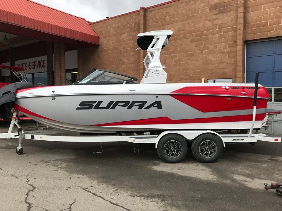 Как работает новый тауэр с электроприводом Supra Boats