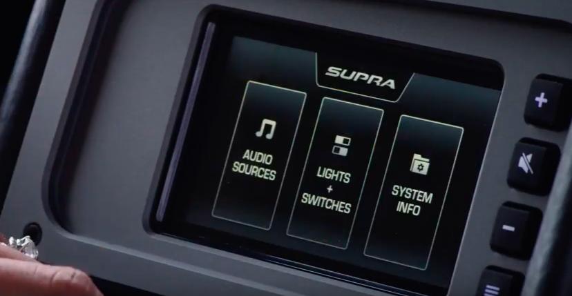 Новый монстр Supra SE