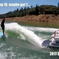 Волна для вейксерфинга за Supra SE550