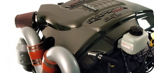 Мощный стандартный INDMAR 400 л/с