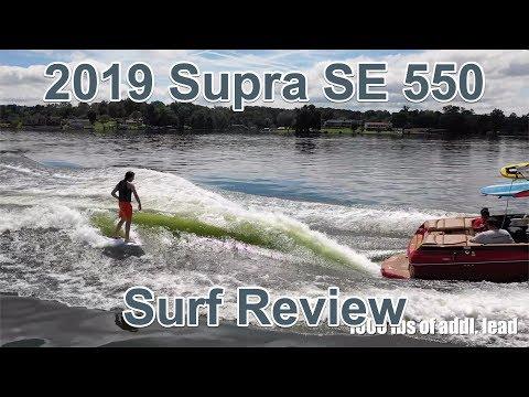 Тест нового флагмана 2019 Supra SE
