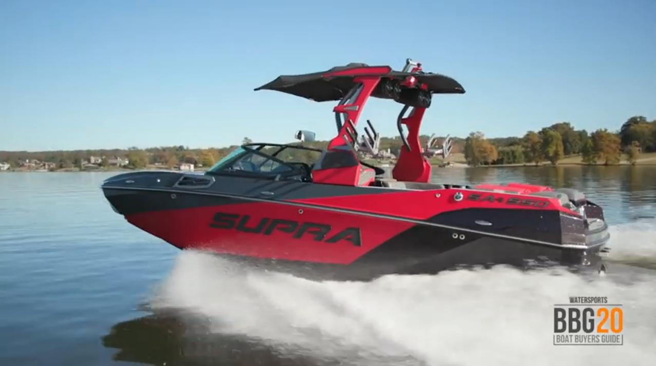 2020 Supra SA 550